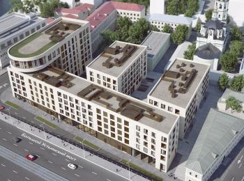 Новостройка ЖК Balchug Residence